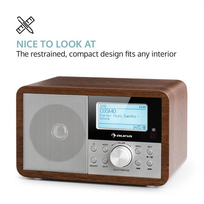Worldwide Mini Internet Radio WIFI Network Player USB MP3 AUX FM ...
