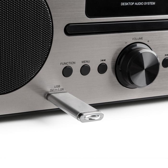harvard micro system dab fm tuner cd player usb charger walnut rh auna multimedia co uk