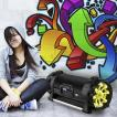 Soundstorm 2.0 Ghettoblaster Bluetooth 40W RMS USB AUX MIC/GIT App-Control