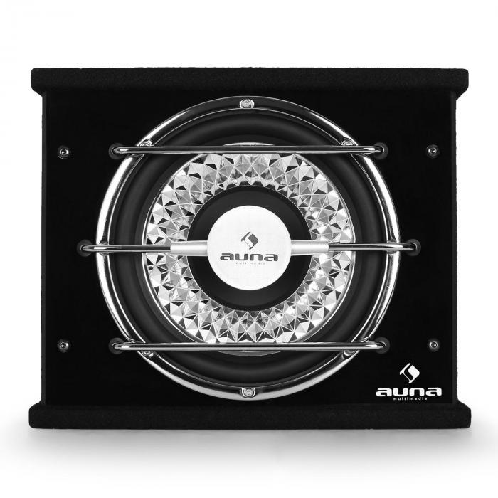 black line 100 pack sono auto set hifi auto subwoofer 25cm ampli 1400w. Black Bedroom Furniture Sets. Home Design Ideas