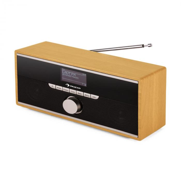 weimar portable dab internet radio bluetooth dab fm alarm clock purchase online. Black Bedroom Furniture Sets. Home Design Ideas