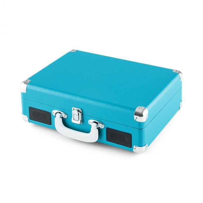 peggy sue retro plattenspieler lp usb blau blau online. Black Bedroom Furniture Sets. Home Design Ideas
