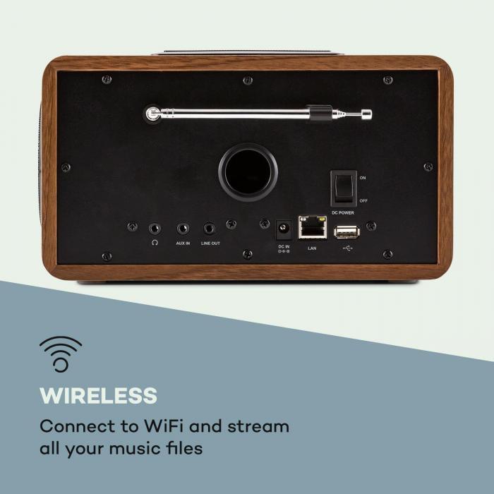 Connect 150 2 1 Internet Radio