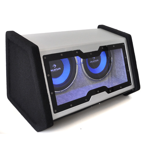 car hifi set bassophant 0 1 set endstufe subwoofer. Black Bedroom Furniture Sets. Home Design Ideas