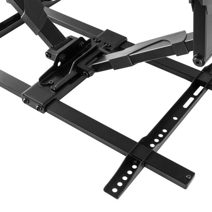 tv wandhalterung curved ecke led lcd kippbar neigbar rotierbar max 45 kg online kaufen. Black Bedroom Furniture Sets. Home Design Ideas