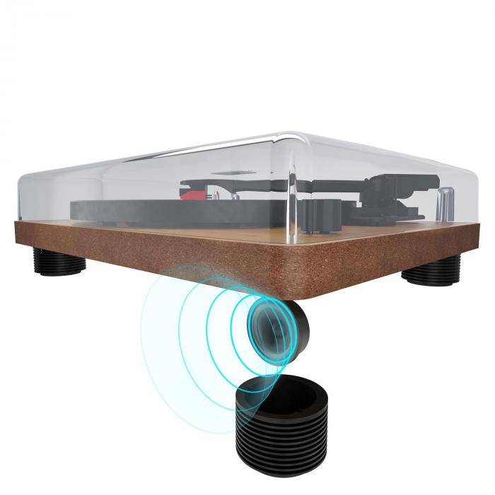 Tt Classic Wd Retro Record Player Usb Line Out Speaker