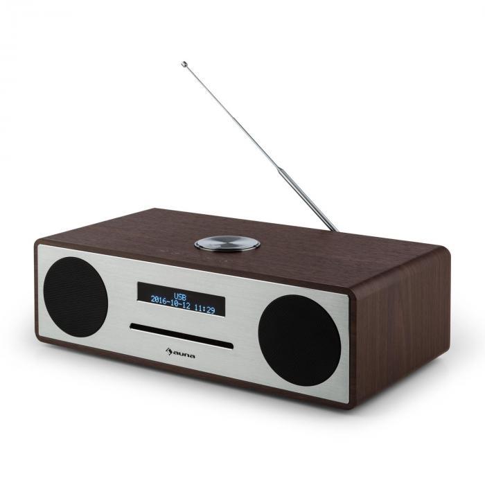 stanford dab cd radio dab bluetooth usb mp3 aux ukw. Black Bedroom Furniture Sets. Home Design Ideas