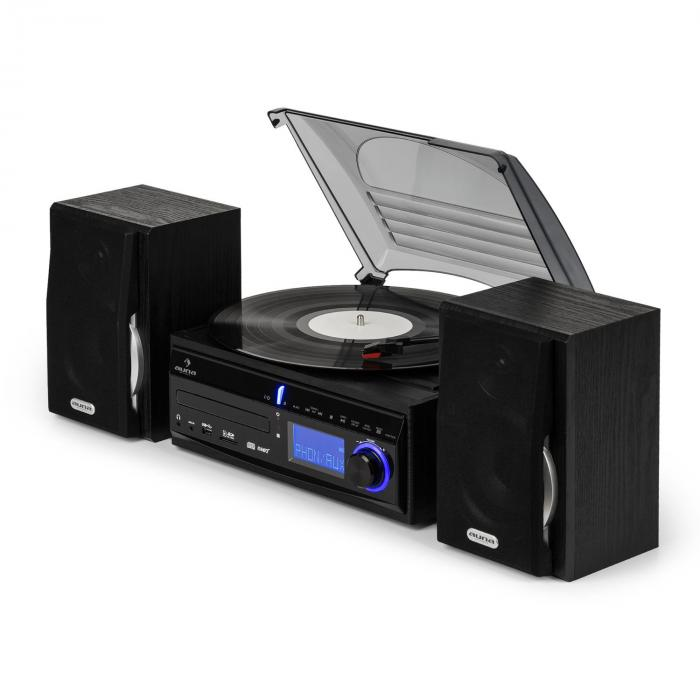 ds 2 cha ne hifi platine vinyle cd enregistreur usb sd aux. Black Bedroom Furniture Sets. Home Design Ideas