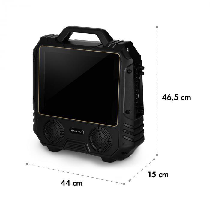 ... CenterStage 4 Altavoz de karaoke móvil 30 W Display de 14 d64dfc1a18e